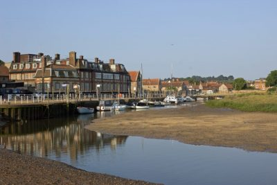 Blakeney Harbour, Norfolk