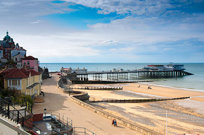 Cromer, north Norfolk