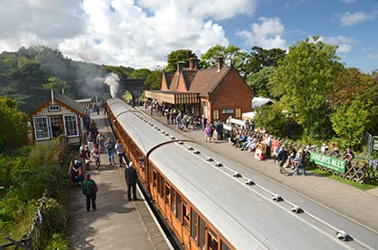 Weybourne Station