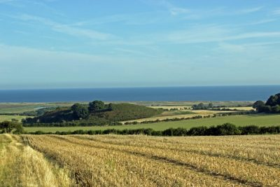 Cley Downs Walk from Salthouse